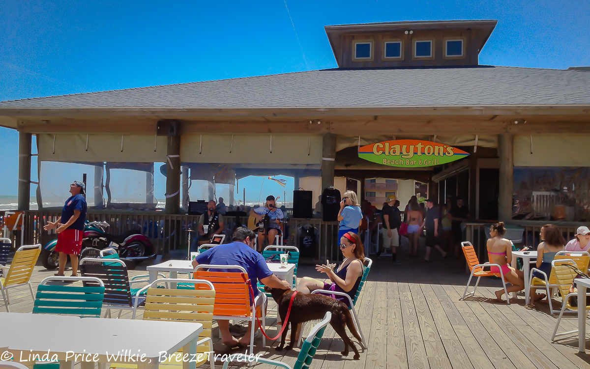 Clayton S Is The Hot Spot For Beachside Activities On Spi